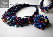 kolorowa biżuteria - Szatz. Biżuteria artystyc... zdjęcie 1