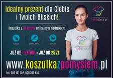 koszulki z nadrukiem łódź - MG advertising Marcin Goz... zdjęcie 1