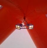 Namioty pneumatyczne