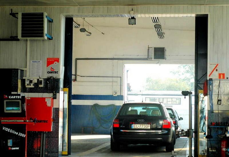 serwis klimatyzacji konstantynów łódzki - Kros Stacja Kontroli Poja... zdjęcie 4