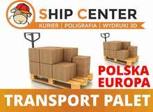 Transport palet Krajowych i Międzynarodowych