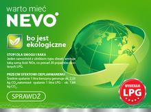 NEVO ekologia LPG