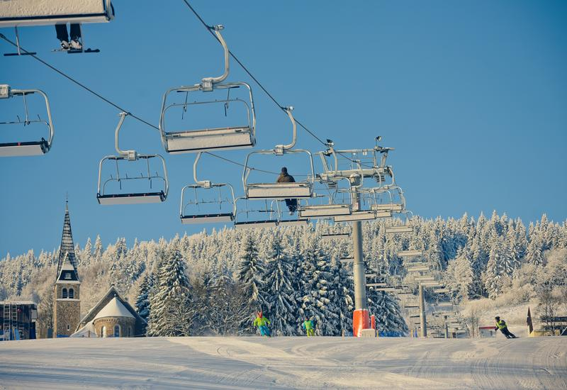 warunki na stokach - Zieleniec Ski Arena zdjęcie 2