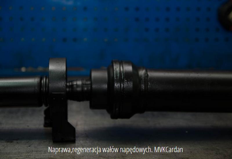 naprawa wału napędowego Mercedes Sprinter - MVK Cardan Sp. z o.o. zdjęcie 8