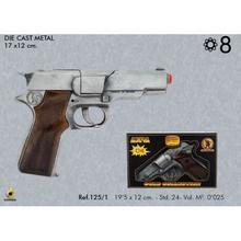 Pistolet na kapiszony Policyjny - Rewolwer 125/1