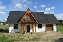 Ecohouse II - z garażem
