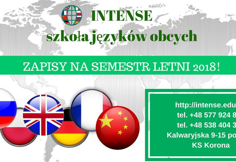 szkoła językowa - INTENSE Szkoła Językowa zdjęcie 1