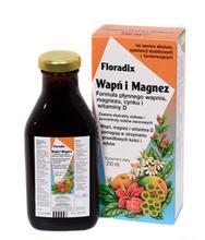 Floradix Wapń i Magnez 250m