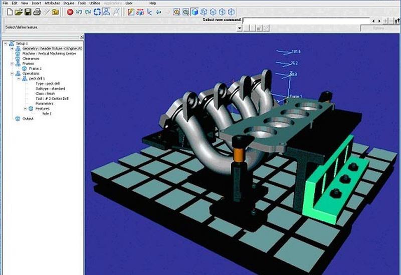 projektowanie form - 3D MASTER. Program CAD/CA... zdjęcie 7