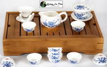 Zestaw do parzenia herbaty Flowers