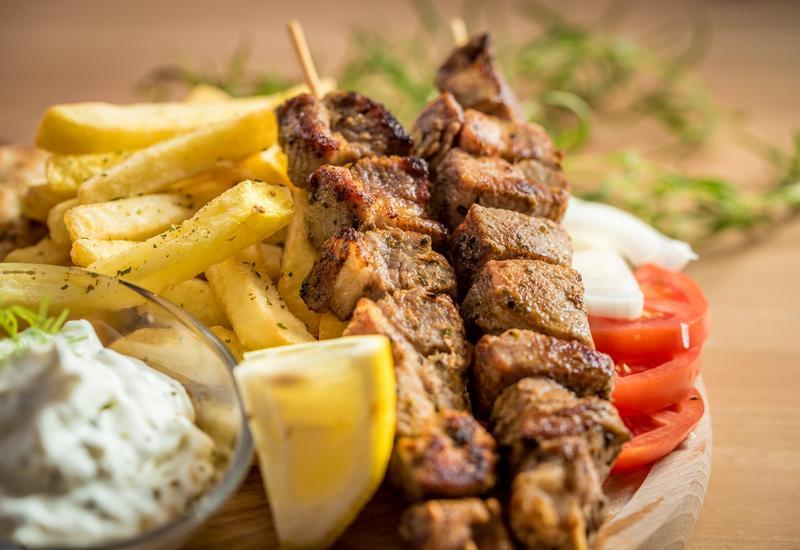 grecka restauracja