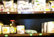 zdrowa żywność, sklep zielarski