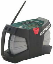 Radio budowlane z akumulatorem  Metabol