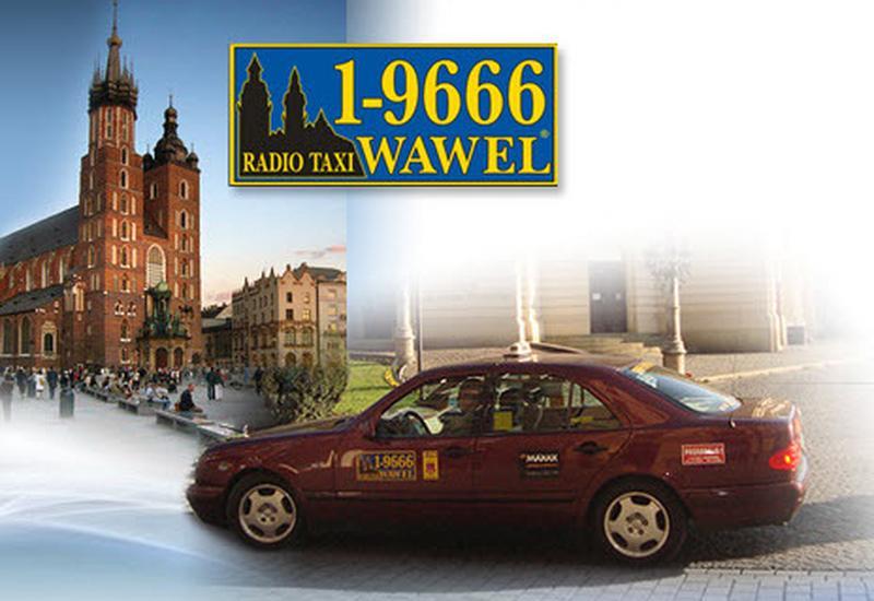 osobowa  taryfa - Wawel Radio Taxi. Przewóz... zdjęcie 1
