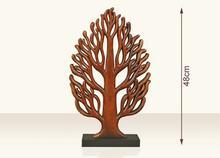 Ozdoba drewniana 48cm