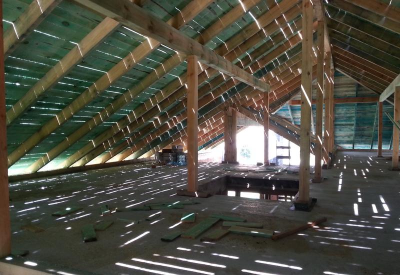 dachy wielospadowe - Centrum Budownictwa Dachy... zdjęcie 2