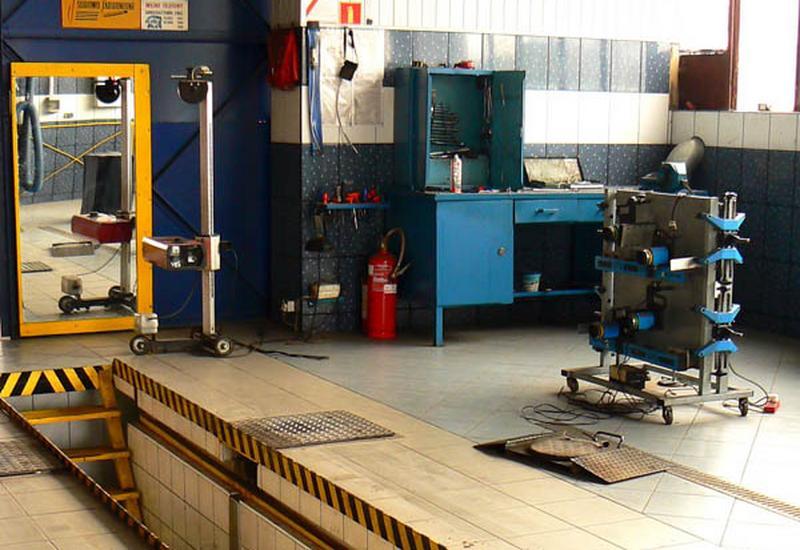 stacja kontroli pojazdów - Kros Stacja Kontroli Poja... zdjęcie 5