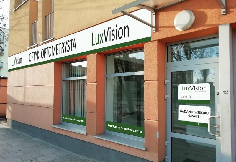 badania optometryczne - LuxVision - Twój optyk zdjęcie 6