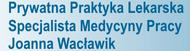 Gabinet dr. Joanny Wacławik - medycyna pracy, badania kierowców - Wrocław, Żernicka 215b