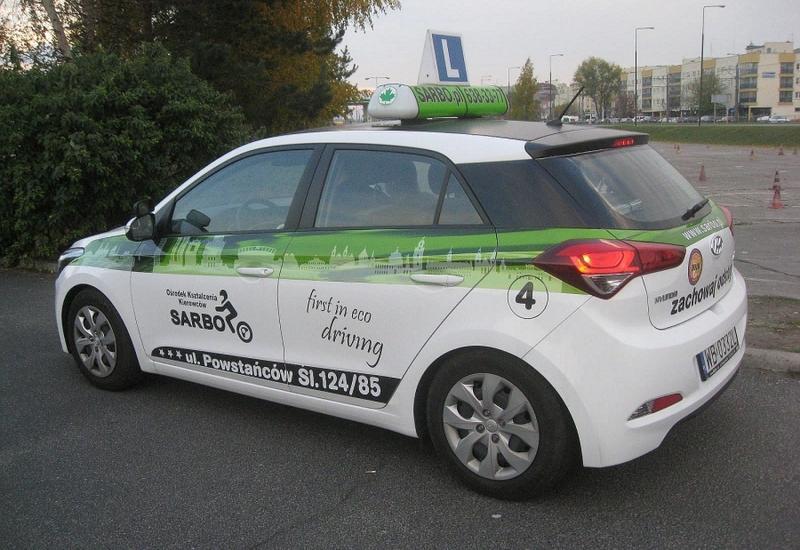 jazdy doszkalające - Prywatny Ośrodek Kształce... zdjęcie 3