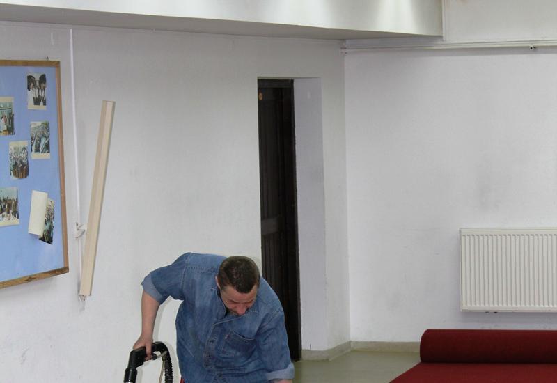 odplamianie dywanów - Szop Pracz - Jacek Ryszki... zdjęcie 2