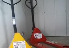 wynajem wózków widłowych - FHU Ansal zdjęcie 11