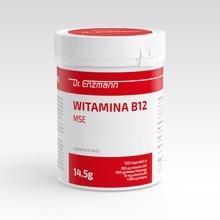 DR ENZMANN WITAMINA B12 MSE METYLOKOBALAMINA