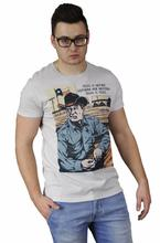T-shirt męski - Wrangler