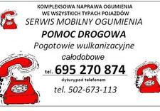 serwis mobilny samochodów ciężarowych - Serwis ogumienia Paweł Ko... zdjęcie 6