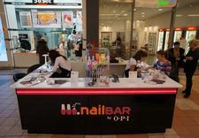 manicure męski - Nail Bar by O.P.I (Pasaż ... zdjęcie 4