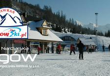 stacja narciarska jurgówski