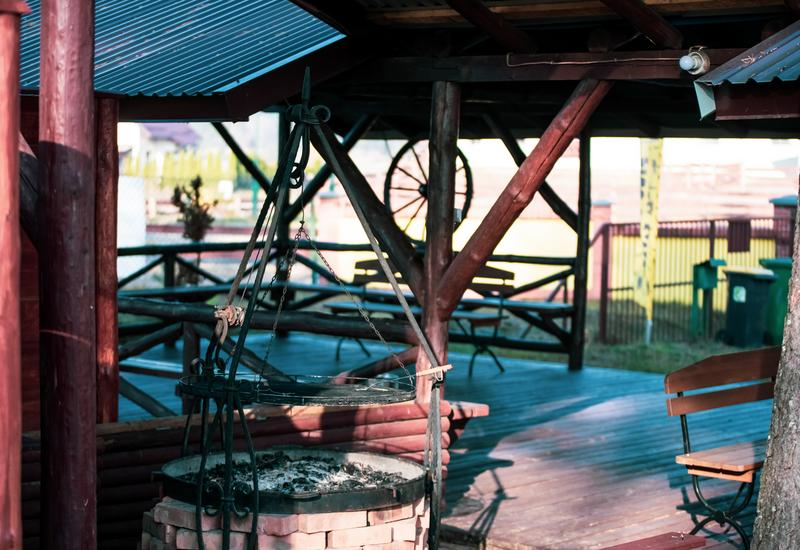 grill - Ośrodek Wypoczynkowy Kasz... zdjęcie 5
