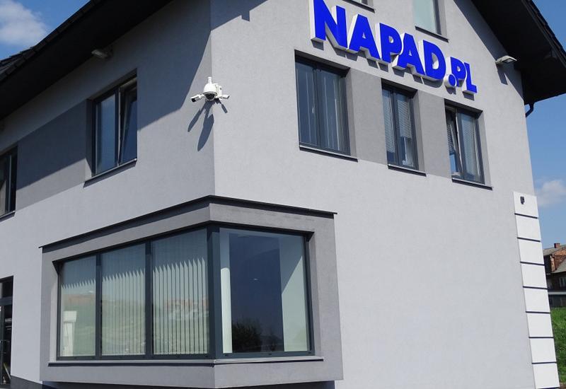 wideodomofon - NAPAD.PL - ALARM-TECH Sys... zdjęcie 1