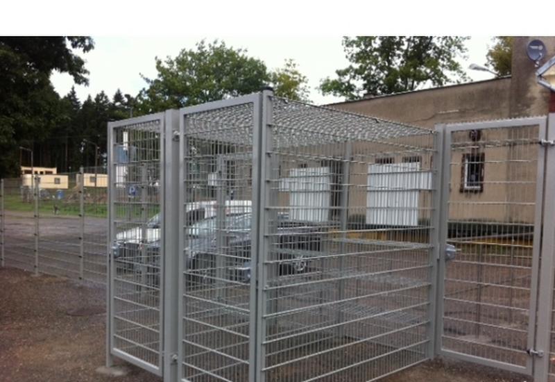 bramy przemysłowe - GERMAPLAN SYSTEM - Ogrodz... zdjęcie 1