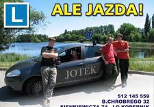 nauka jazdy tysiąclecie - Nauka Jazdy Jotek Tadeusz... zdjęcie 1