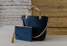 torebki z filcu do ręki - marmollada Agata Karcz zdjęcie 1