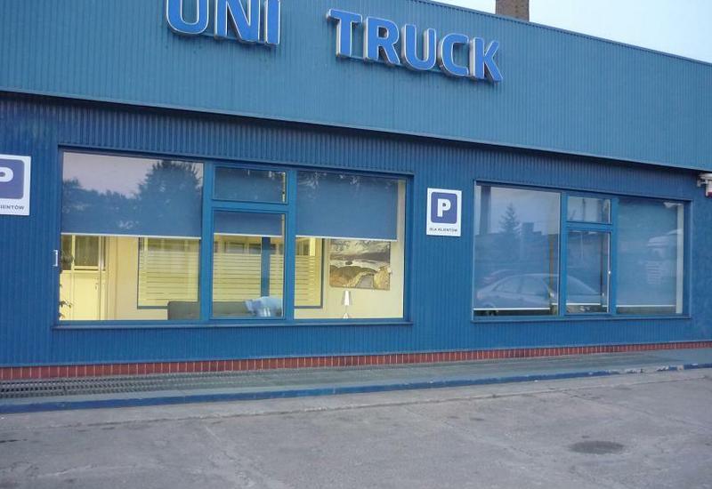 mechanik - Uni-Truck Sp. z o.o. Zgie... zdjęcie 2