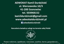 Adwokat Kamil Durdziński, Kancelaria Adwokacka