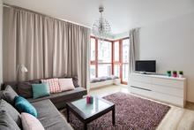 Mieszkanie na wynajem, 54 m2, Warszawa Wilanów
