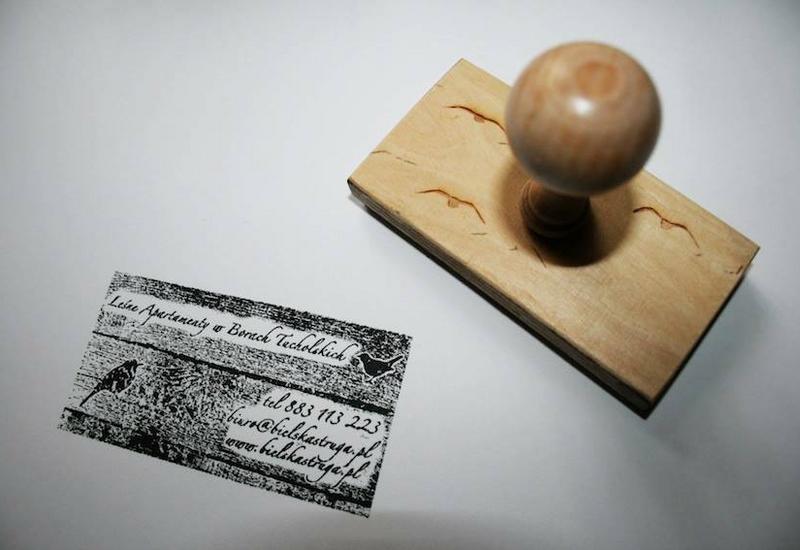 projektowanie pieczątek - Pionier II Robert Świtako... zdjęcie 5