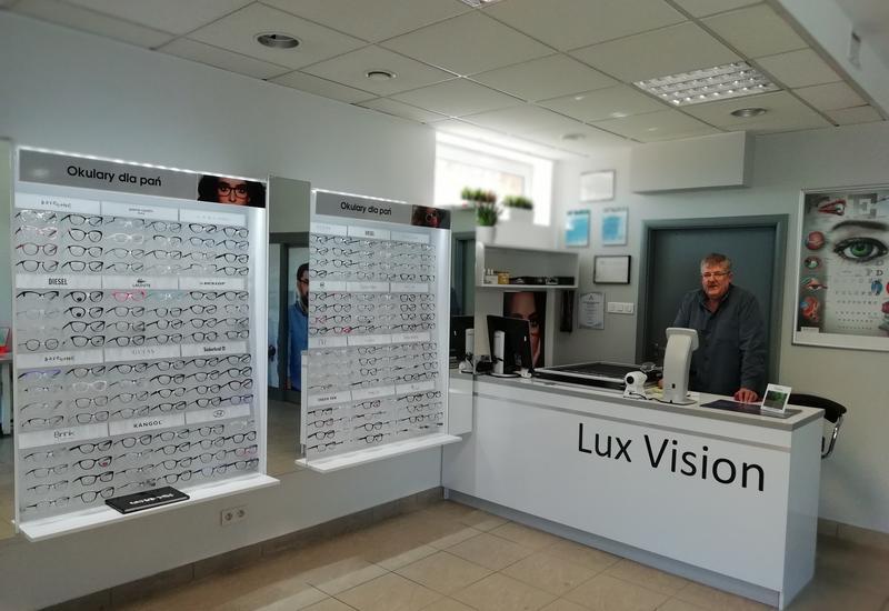 optyk - LuxVision - Twój optyk zdjęcie 1