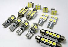 oświetlenie wewnętrzne do samochodu