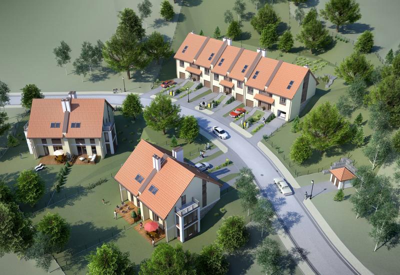 nowe mieszkania - Towarzystwo Inwestycyjne ... zdjęcie 4