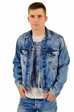 Kurtka jeansowa męska - Pepe Jeans