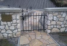 ogrodzenia kamienne - KRISBUD Wykonawstwo Ogrod... zdjęcie 16