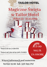 Tailor Hotel Sport & Conference
