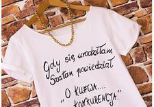 koszulki ręcznie malowane