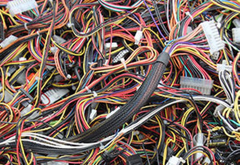 odpady elektryczne, zużyty sprzęt, recykling