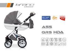 Wózek wielofunkcyjny Riko Brano Ecco (Stone)