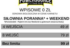 POWERSOURCE FITNESS